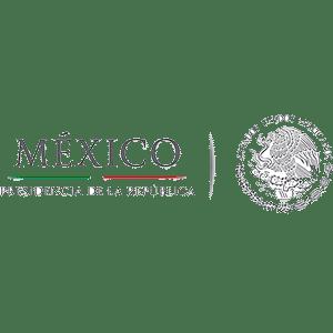 Logotipo Presidencia de la República Mexicana