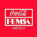 Logotipo Coca-Cola FEMSA