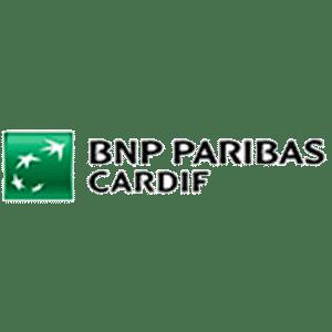 Logotipo Paribas Cardif