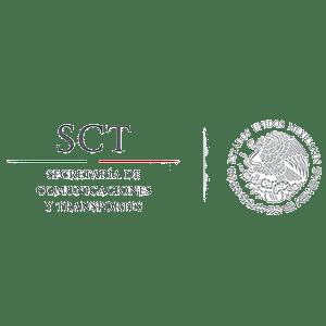 Logotipo Secretaría de Comunicaciones y Transportes