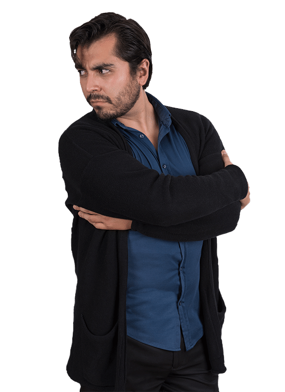 Locutor Erick Emmanuel Escobar